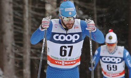 Olimpiadi invernali Fondo: Bertolina 44° nella 15 km