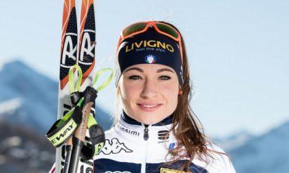 Olimpiadi invernali Livigno festeggia il bronzo nel biathlon