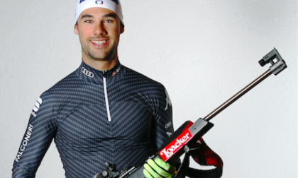 Olimpiadi invernali Biathlon: Bormolini 48° nell'inseguimento