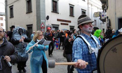 Domenica Carnevale anche a Grosio