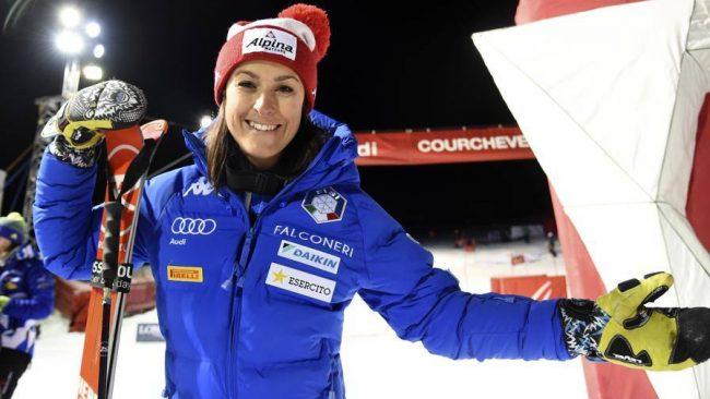 Oro olimpico per Arianna Fontana