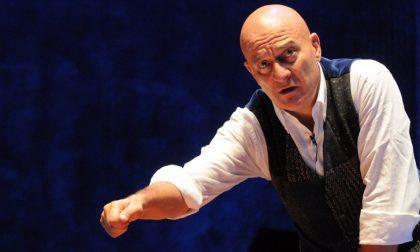 Teatro a Sondrio La nevicata ferma Bisio: spettacolo rinviato