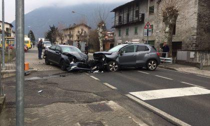 Incidente Statale 36, tre feriti e strada chiusa