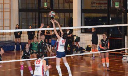 Volley Morbegno si deve inchinare a S. Egidio LE FOTO
