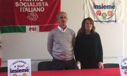 Elisa Ratti e Alessandro Grolli insieme a Gori per le Regionali