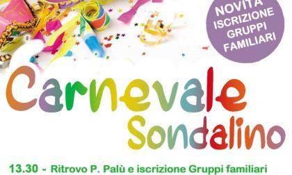 Anche a Sondalo arriva Carnevale