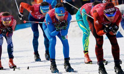 Olimpiadi Invernali Rastelli protagonista nella staffetta di fondo