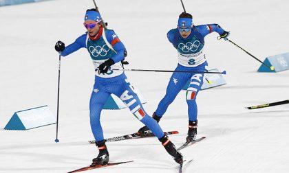 Olimpiadi invernali Livigno tifa per Dorothea Wierer nel biathlon
