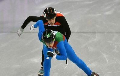 Fontana e Valcepina in semifinale dei 1500metri di short track