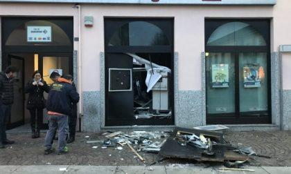 Banche sotto assedio di ladri bombaroli FOTO
