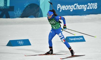 Olimpiadi Invernali Domani Livigno tiferà ancora Dorothea Wierer