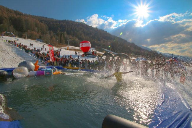 Torna the splash ride ad Aprica