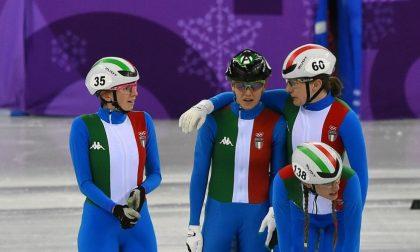 Olimpiadi invernali Domani in pista le ragazze dello short track