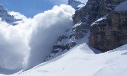 Valanghe, rischio marcato sulle nostre montagne