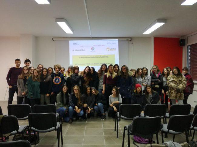Mille studenti per il progetto Sicuri in Azienda
