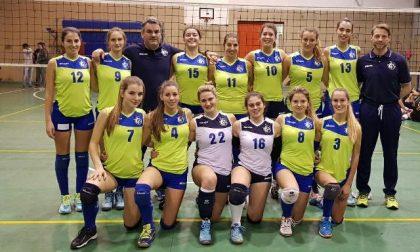 Serata positiva solamente per il Volley 36 nella serie D regionale