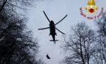 Precipita in Valgerola, 77enne in gravi condizioni