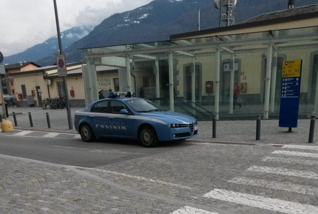 Tentano di dar fuoco al Milano-Tirano: fermati due piromani