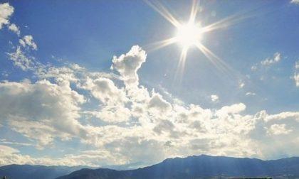 Previsioni meteo per i prossimi giorni