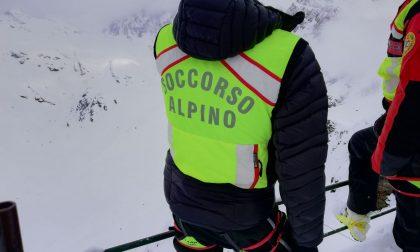 Snowboarder disperso a Livigno