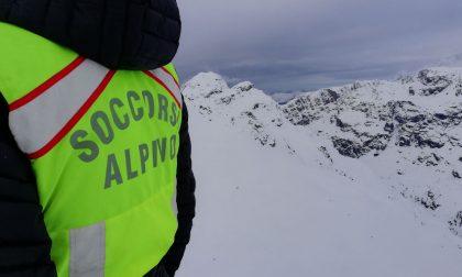 Alpinista muore al Passo Paradiso