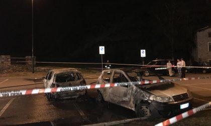 Auto incendiata, uomo gravissimo