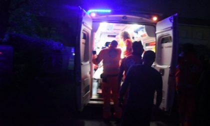 Incidente a Val Masino, coinvolta bambina di 1 anno