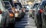 Bollino rosso sulla Statale 36 per traffico intenso