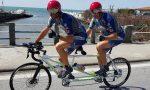 Paracycling Debutto positivo per il tandem Cecini Amighini