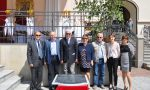 Dalla Valchiavenna alla Polonia per celebrare Antonio Pelacini FOTO