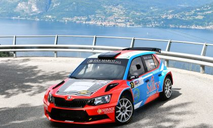 Gianesini e Fay firmano il Rally Aci Lecco
