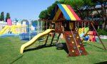 Aprica, nuovo parco giochi