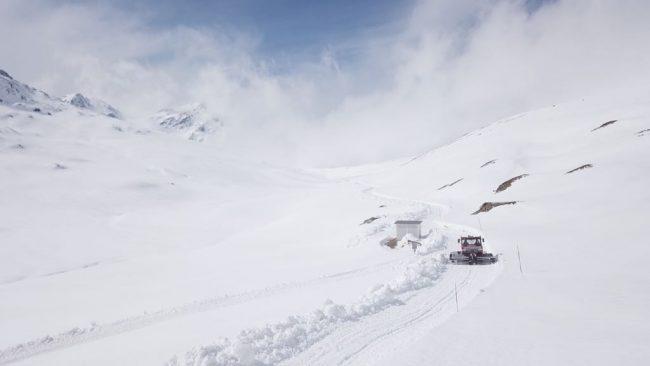 Troppa neve sulle Alpi, Giro d'Italia al Passo Gavia a rischio?
