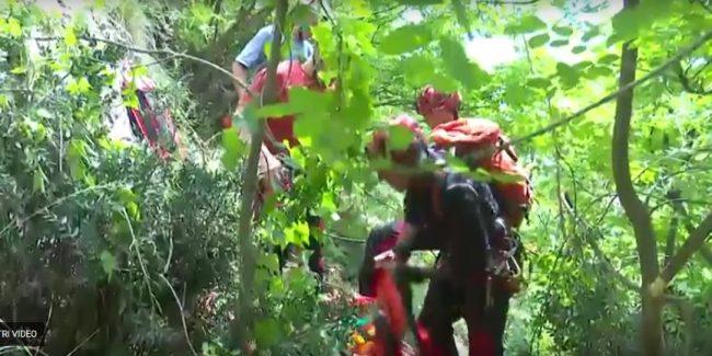 Tragedia: precipita dal San Martino e muore  &#8211&#x3B; PARLANO I SOCCORRITORI VIDEO