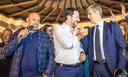 Domenica 17 Matteo Salvini a Sondrio