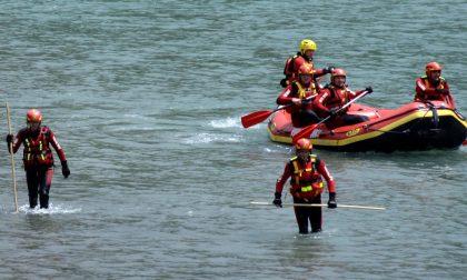 Per trovare la ragazza scomparsa nell'Adda entra in azione l'Indomita River Valtellina