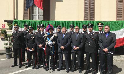 A Sondrio l'Arma dei Carabinieri festeggia il 204° di fondazione