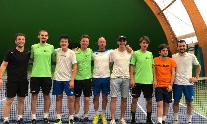 Tennisporting Club di Sondrio verso la finale