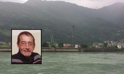Uomo trovato morto nel fiume Adda, potrebbe trattarsi di Francesco Amedeo