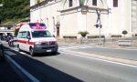 Bici contro trattore, ciclista finisce in ospedale
