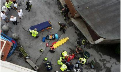 Dramma a Mandello: bambino precipita, è grave. Indagano i Carabinieri