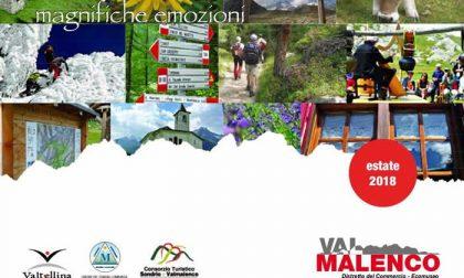 Un vademecum con tutti gli eventi dell'estate in Valmalenco