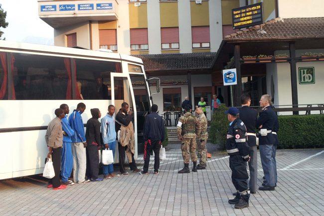 I profughi in Valtellina costano 9,5 milioni all&#8217&#x3B;anno
