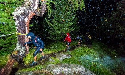 La Valmalenco Ultra Trail ad un morbegnese FOTO