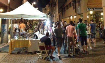 Saldi By Night parte da Morbegno