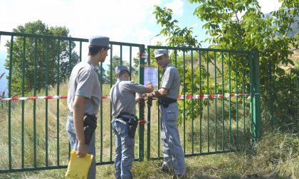 Sequestri penali nell'area ex Falck