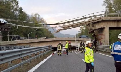 Tre condanne e una assoluzione per il crollo del ponte di Annone