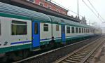 Piante cadute sulla ferrovia, treni cancellati sulla Tirano-Milano