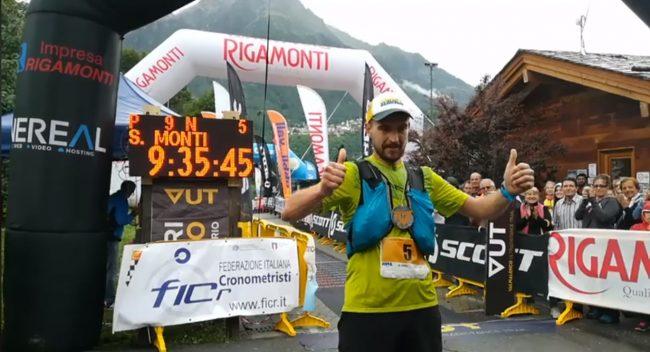 Nonostante il maltempo vince la Valmalenco Ultra Trail VIDEO