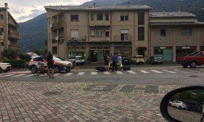 Valtellina tra le piuù sicure per bici e motorini